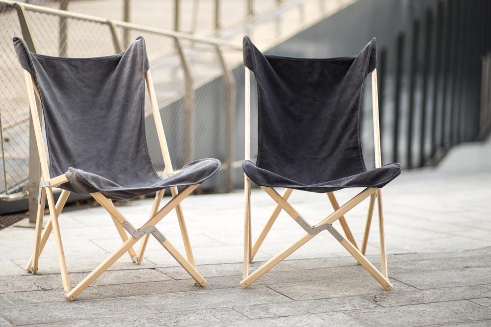 Da Moroni Gomma è tornata la seduta outdoor Tripolina