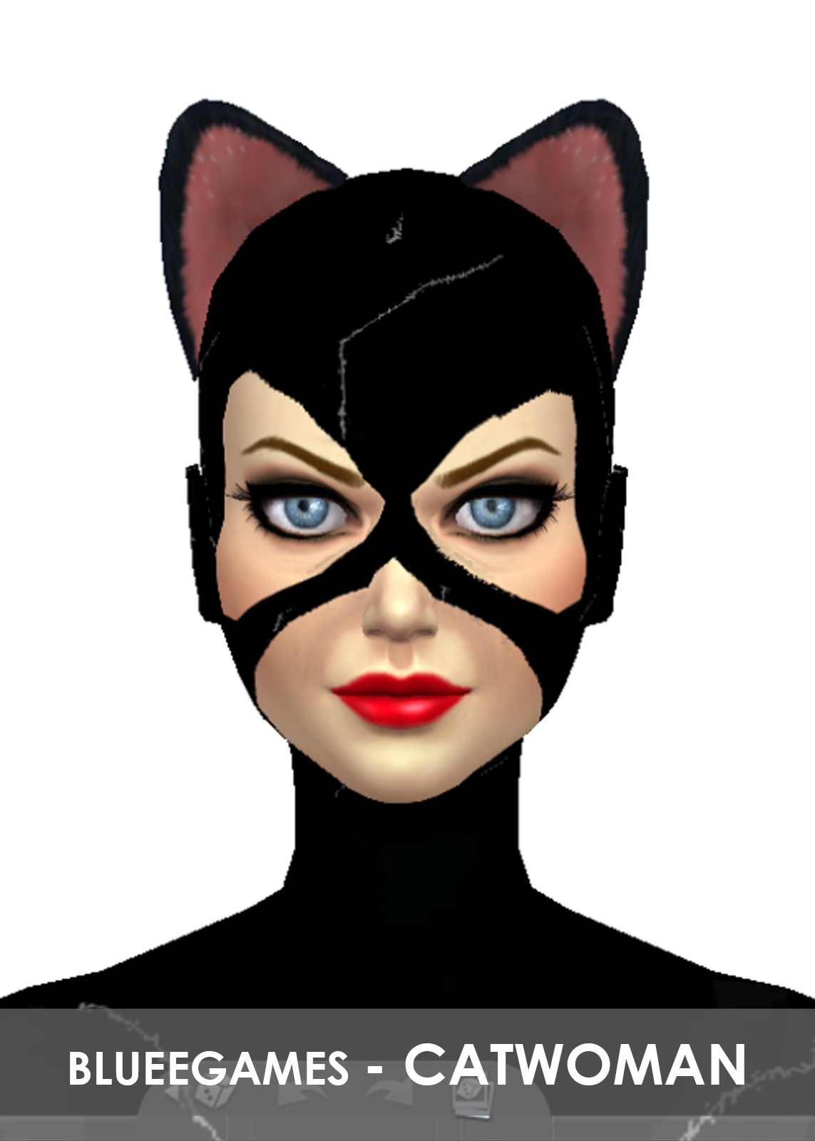 House Building Games Like The Sims Arkham Catwoman Selina Kyle Sim Blueegames