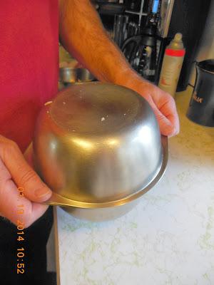 @ bowl method for peeling garlic.