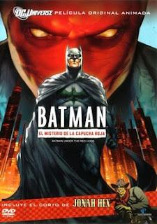 Batman : Capucha Roja