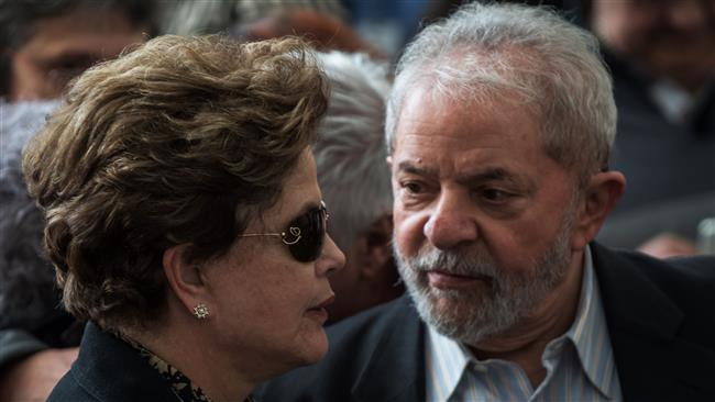 Two ex-Brazilian presidents Luiz Inacio Lula da Silva and Dilma Rousseff  charged in fraud scheme