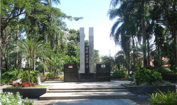 tempat wisata di Surabaya Taman Persahabatan