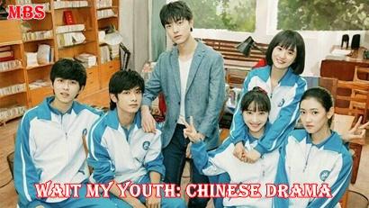 Wait My Youth chinese drama