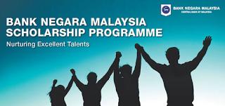 Bank Negara Malaysia (BNM) Scholarship