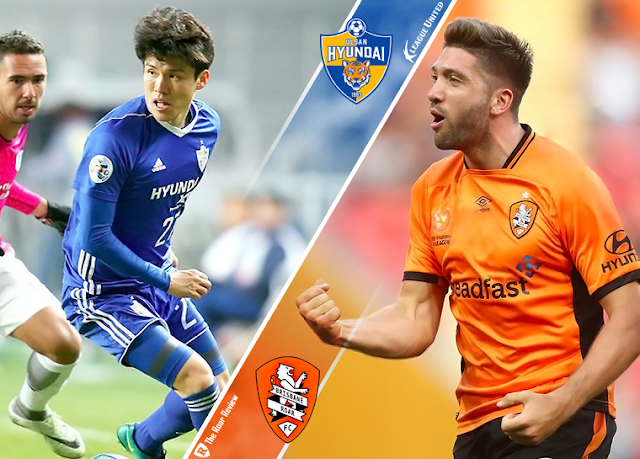 AFC Champions League 2017 Preview: Ulsan Hyundai vs Brisbane Roar