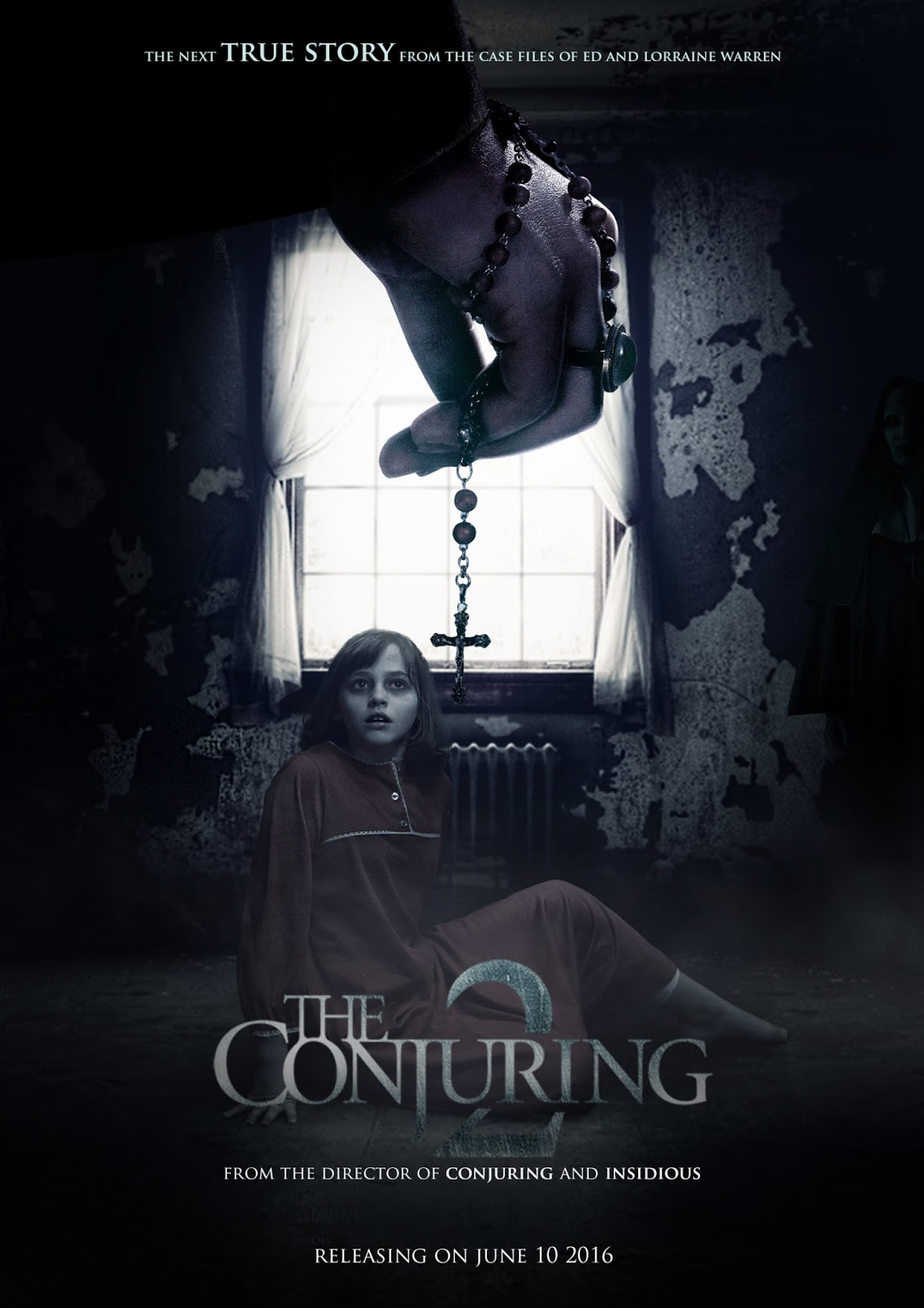 Movie The Conjuring 2: The Enfield Poltergeist (2016)