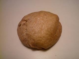 masa de centeno empanada