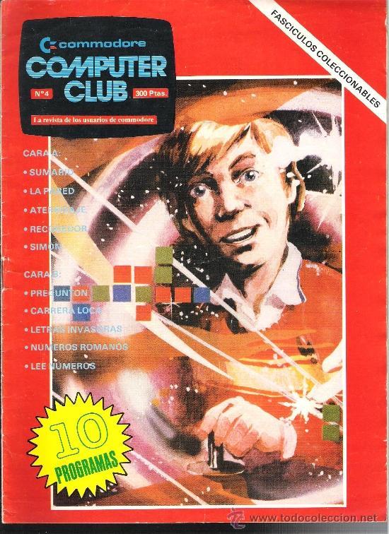 Commodore Computer Club #04 (04)