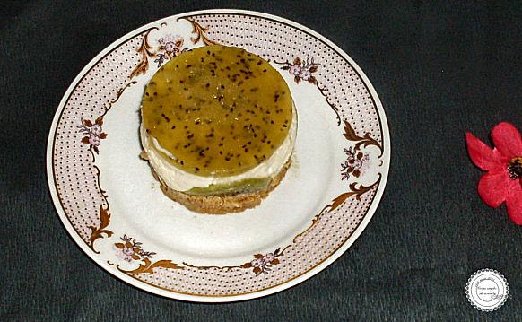 cheesecake de quivi