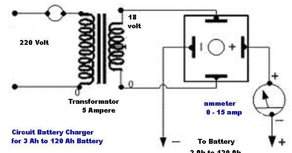 battery diagram rechargeable battery diagram