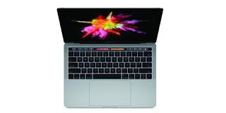 "Apple MacBook Pro Tertipis Baru dengan ""Touch Bar"""