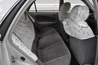 1998 Toyota Corolla to Botswana