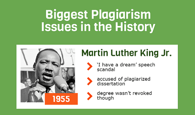 Biggest Plagiarism Issues in the History