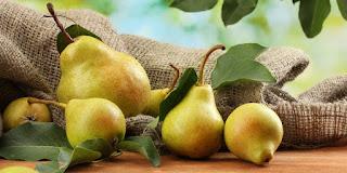 Manfaat buah pir untuk kecantikan