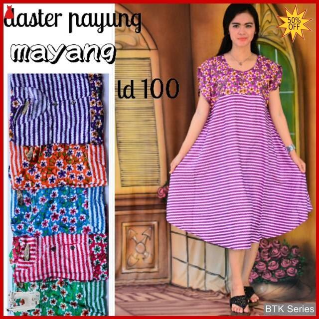 BTK080 Baju Daster Payung Mayang Modis Murah BMGShop
