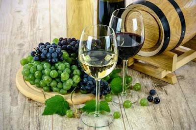 Manfaat Kulit Anggur untuk Kesehatan Tubuh
