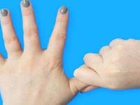 Relaksasikan Dirimu Dengan 5 Pijatan Jari Tangan Ini!