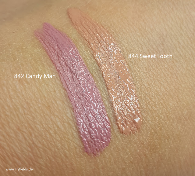 L'Oreal -  Matte Les Chocolates Liquid Lipsticks - Swatches & Review