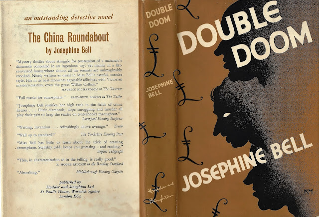 The Passing Tramp: Debbie Downer: Double Doom (1957), by