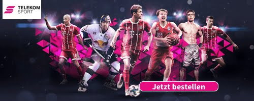 Telekom Sportpaket bestellen