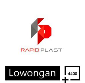Lowongan Kerja Terbaru PT Rapid Plast Indonesia