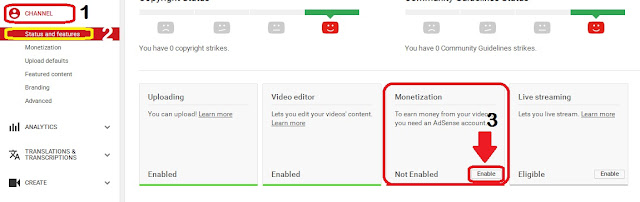 How To Earn Money From YouTube By Uploading Videos ?