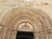 Ruinas Iglesia de Santiago