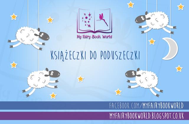 Książeczki do poduszeczki - Hania B. Magiczny weterynarz. Syreni ogon