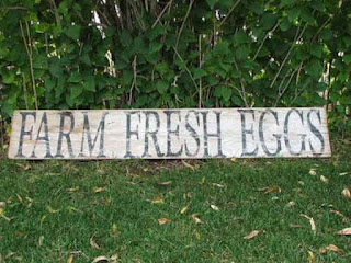 Rustic Outdoor Sign