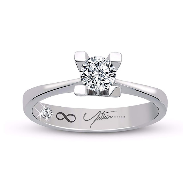 Elmas Pırlanta Diamond Mücevher Logo Tasarımı