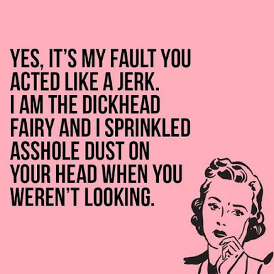 Yes its my fault..