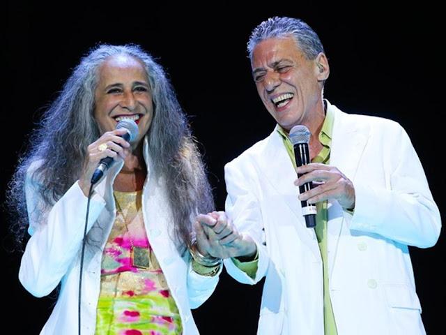 Maria Bethânia fará show no Rio e São Paulo prol à Mangueira