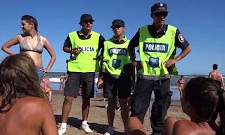 Argentinian Beach