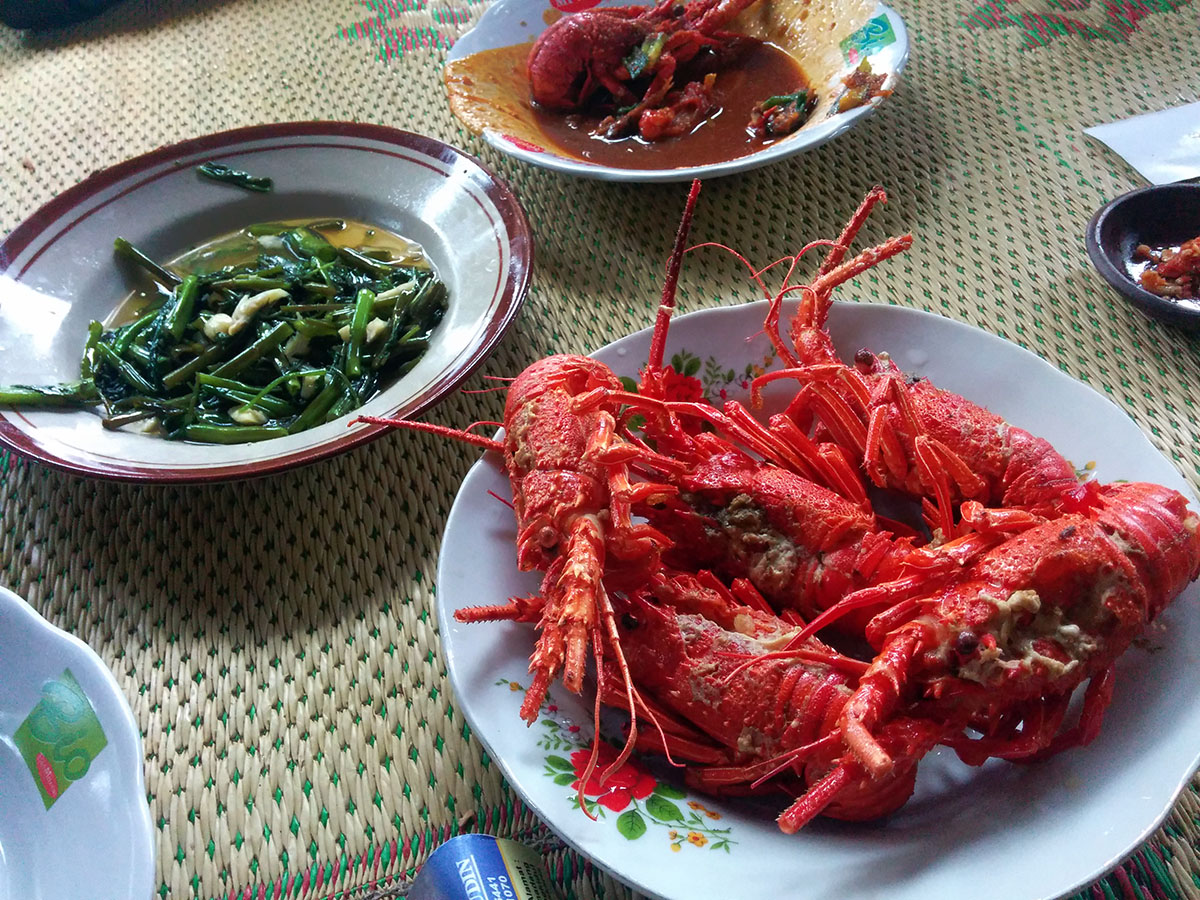 3 Tempat Kuliner Lobster Jogja Di Kawasan Gunungkidul