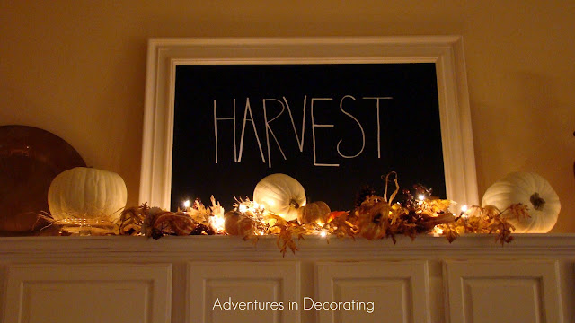Adventures In Decorating Our Fall Kitchen: Adventures In Decorating: All Ready For Fall