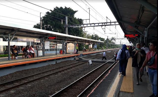 Stasiun KRL Sudimara