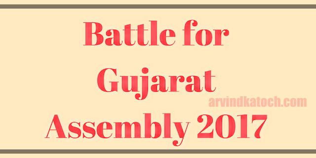 Gujarat, Assembly Election, 2017,