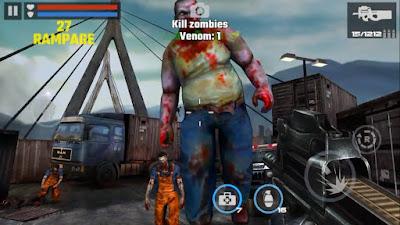 لعبة DEAD TARGET Zombie للاندرويد, لعبة DEAD TARGET Zombie مهكرة, لعبة DEAD TARGET Zombie للاندرويد مهكرة