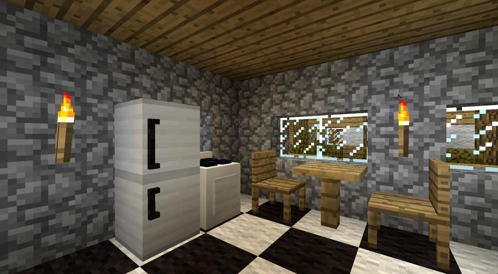 minecraft mobilya mod indir