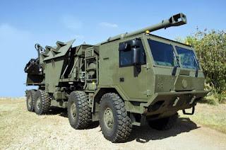 Denel Land Systems T5-52 Condor