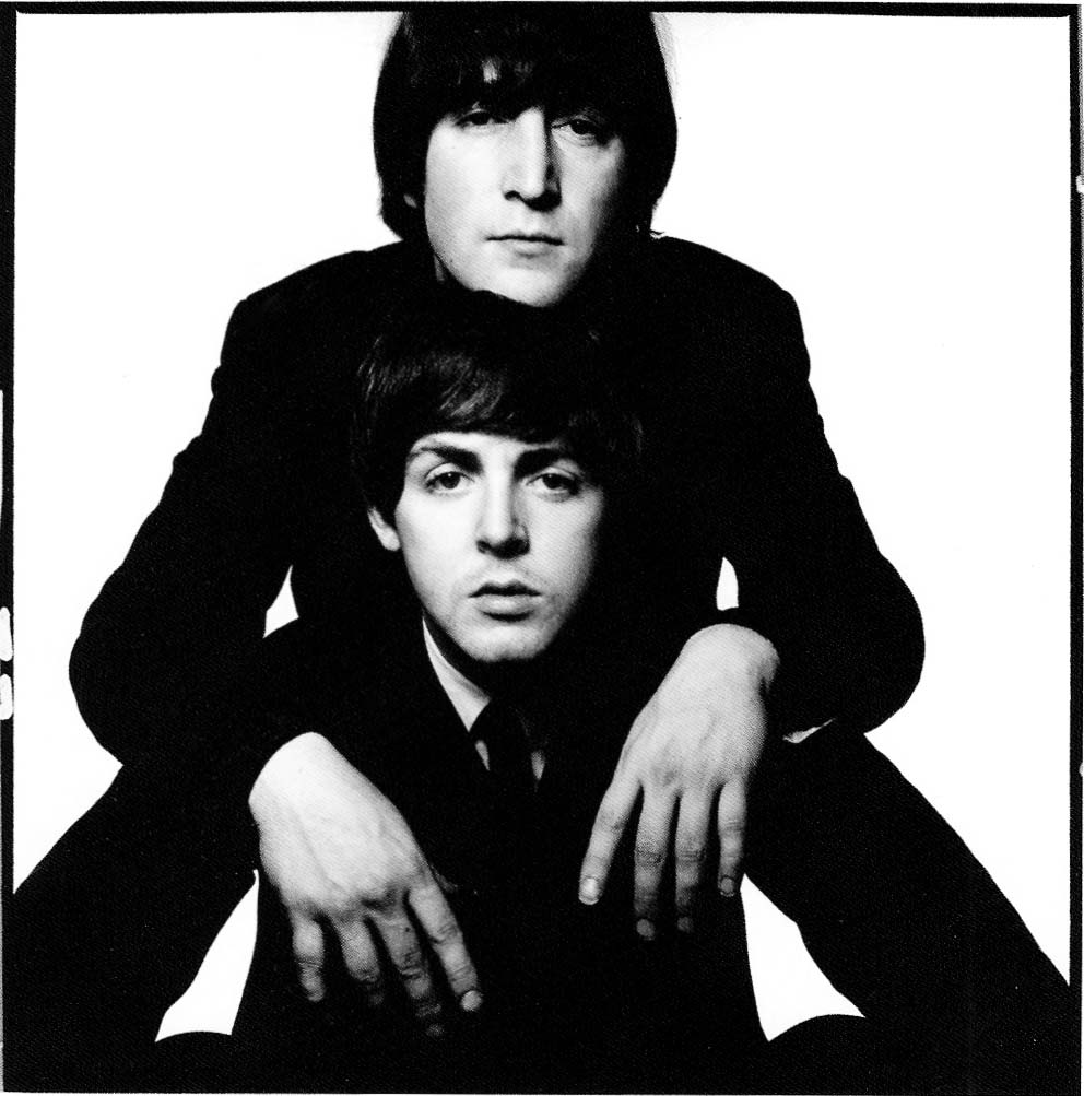 John Lennon And Paul McCartney In 1965
