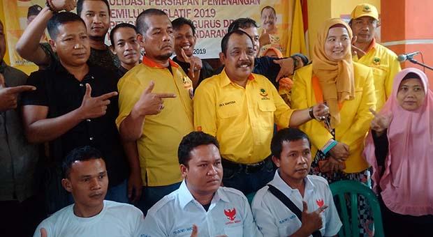 Penggagas DOB Eka Santosa Miris Melihat Keadaan Pangandaran Sekarang