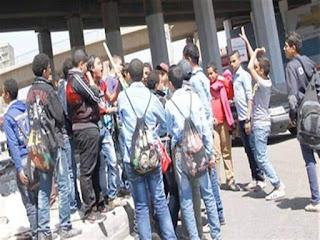 مصرع طالب في مشاجرة أمام مدرسة التقوي بالمنيا