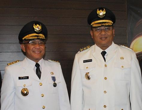 Idris Bantah Isu Perpecahan Dengan Wakil Walikota