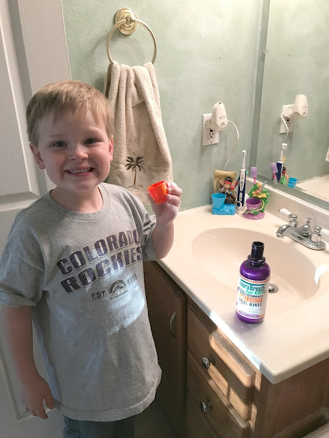 Creating Healthy Habits with TheraBreath for Kids!, Quick Tips For Healthy Oral Care Habits for Kids, teeth brushing tips for kids, teeth brushing habits for kids, oral care for kids