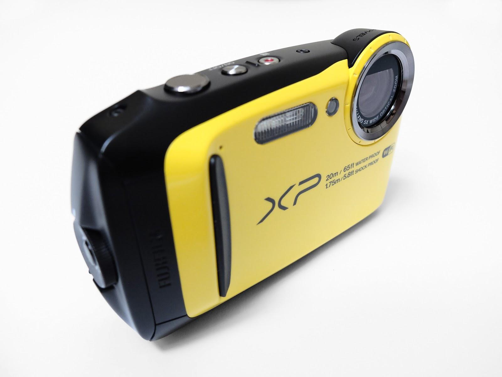 Review Fujifilm Xp120
