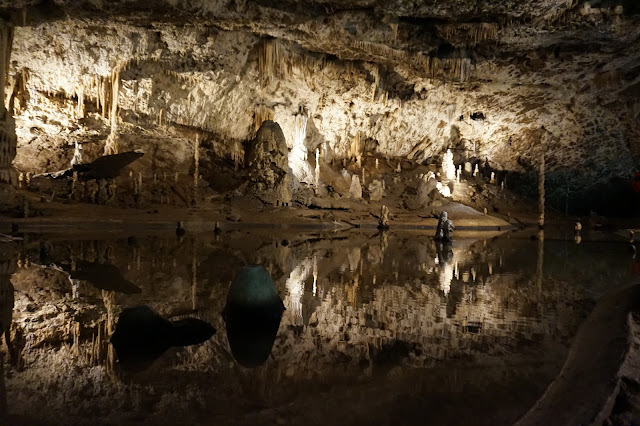 Punkevní Cave, Czech republic