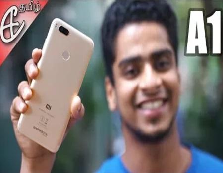 Xiaomi Mi A1 – 15000 Budget? | Tamil