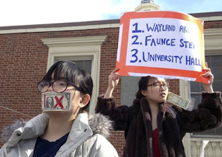Brown Univ. President: Constitution Doesn't Apply To Colleges, Free Speech Can Be Shut Down
