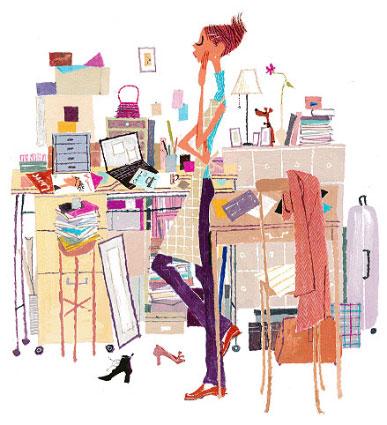 Hemebe psicoterapia ags el desorden y el miedo - Libro 21 dias para tener tu casa en orden ...